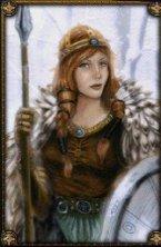 Dea nordica Freya