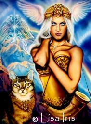 Freya-Viking-goddess