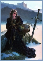 Anna of the Celts by Dean Morrissey