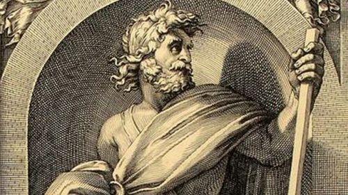 Saturno, Deus Romano