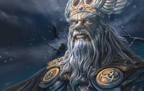 Odin, Deus Norueguês