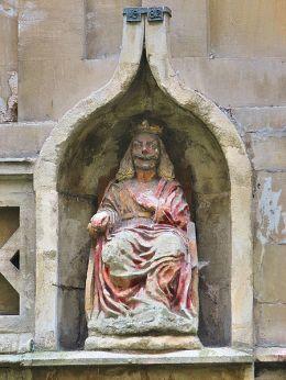 Estátua do Rei Bladud