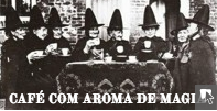 Café com Aroma de Magia
