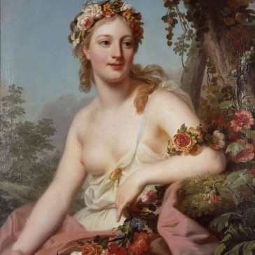 Deusa Flora