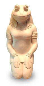 Estátua de Heket